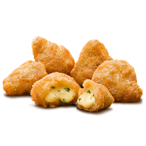 Foto Chili cheddar cheese nuggets