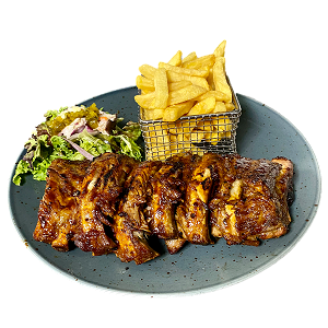 Foto Spareribs menu XL